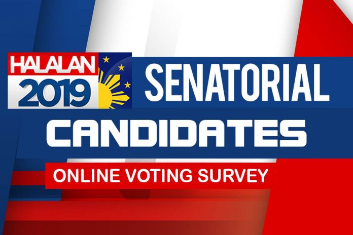 Online Voting for Philippine Election 2019